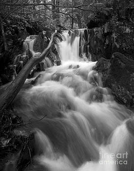 Brattleboro Waterfall 2 by Henry Ireland