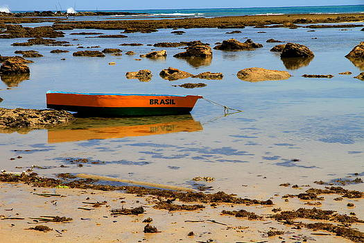 Brazilian boat by Arie Arik Chen