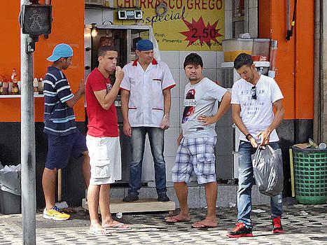 Julie Niemela - Brazilian Boys - Sao Paulo