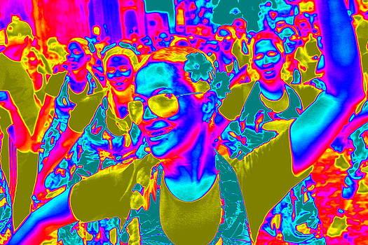Brazilian carnival by Arie Arik Chen