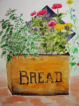 Bread Box Beauty by Sandy Ryan