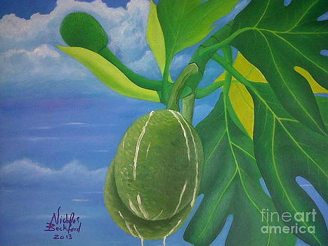Breadfruit by Nicholas Beckford