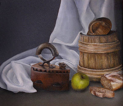 Breakfast at my granny by Manuela Markus