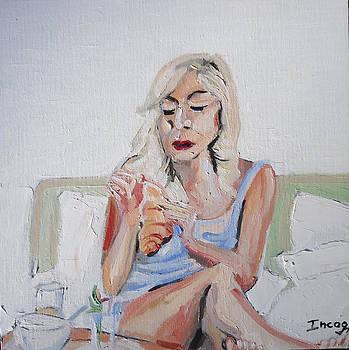 Breakfast In Bed by Henry Beer