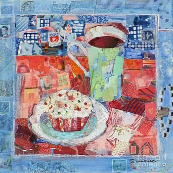 Breakfast is Served by Susan Minier