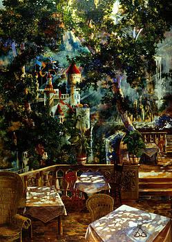 Breakfast Place by Lynette Yencho