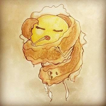 Breakfast Sutra Series. Egg Is Lovin' by Zarah Delrosario