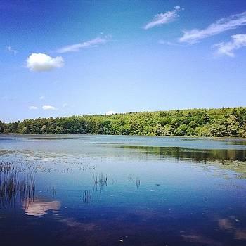 Breakheart Pond, Arcadia Management by Dan Mason