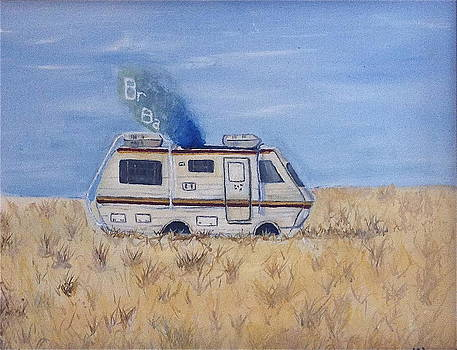 Breaking Bad by Jessica Sanders