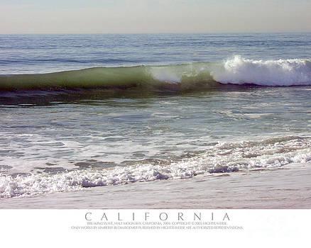 Kimberly Blom-Roemer - Breaking Wave California