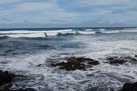 Breaking Waves by Robert Pennix