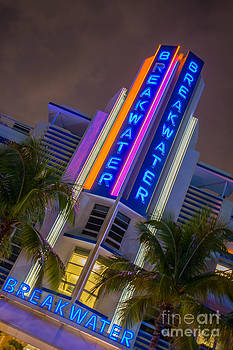 Ian Monk - Breakwater Hotel Art Deco District SOBE Miami