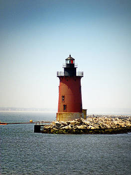 Maureen Cunningham - Breakwater Light DE