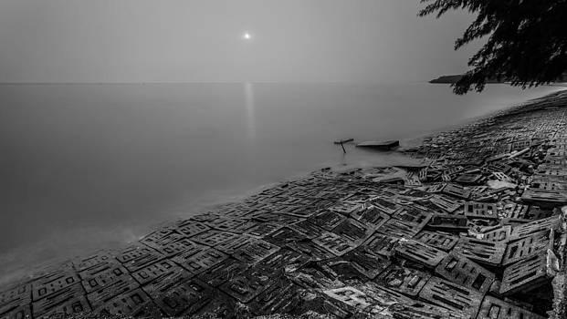 Breakwater by Mario Legaspi
