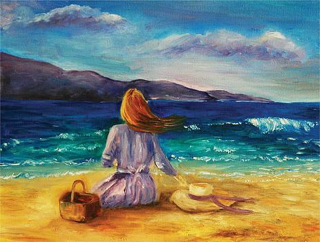 Breezing by Helene Khoury Nassif