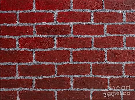 Brick By Brick by Minnie Lippiatt