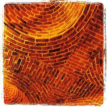 Brick Ceiling by Greta Olivas