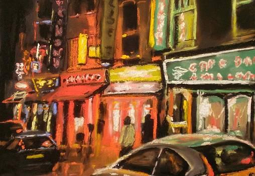 Paul Mitchell - Brick Lane Night 3