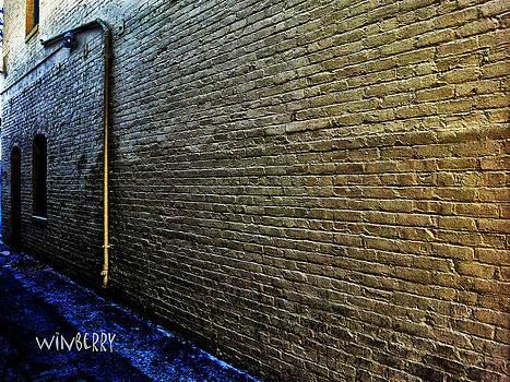Brick Wall by Bob Winberry