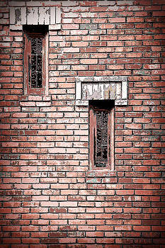 Brick Work by Melanie Lankford Photography
