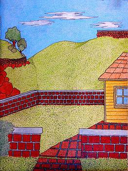 Bricks y Casa el Lado by Gregory Carrico