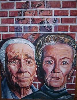 Brickwall by Linda Vaughon