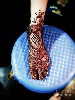 Bridal Henna Art by Dye n  Design