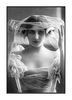 Denise Beverly - Bridal Veil Victorian Bride