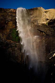 Bridal Veil Falls by John Gusky