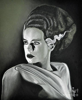 Bride of Frankenstein by Joe Dragt