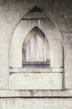Bridge Abutments by Thomas Chamberlin