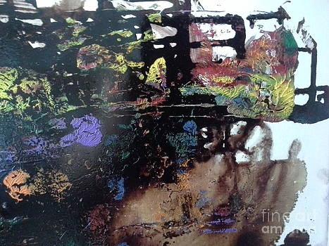 Bridge and Shadow by Omar Hafidi