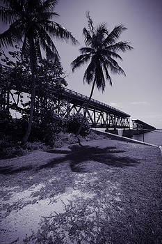 ROBERT KLEMM - BRIDGE IN BLUE