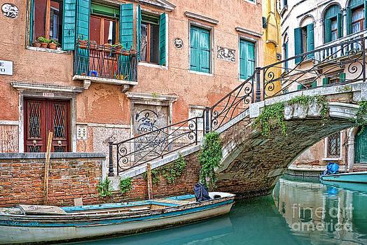 Delphimages Photo Creations - Bridge in Venice