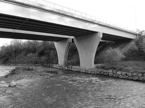 Bridge Mississauga ON by Karolina Olszewska