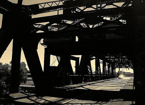 Bridge  by Natalya Karavay