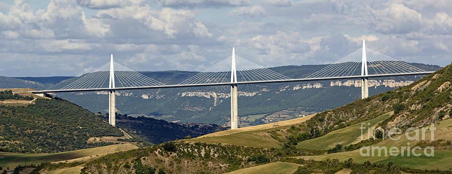 Heiko Koehrer-Wagner - Bridge of Millau