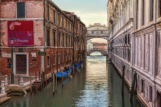Bridge of Sighs by Paul James