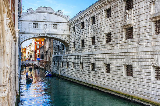Bridge of Sighs by Susan Leonard