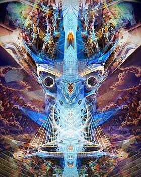 Bridge of Transcendence by Nathan Benmargi