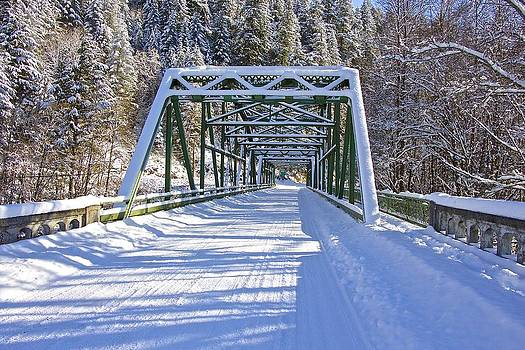 Bridge of Winter Be   by Tim Rice