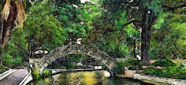 Bridge Over by Cary Shapiro
