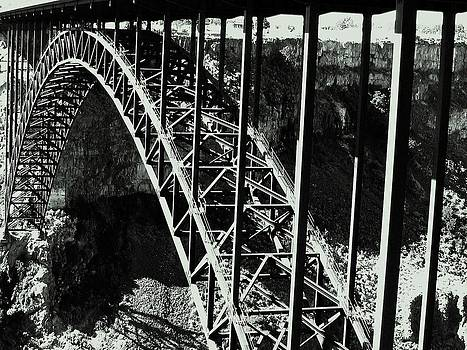 Bridge Over The Canyon by Deborah Knolle