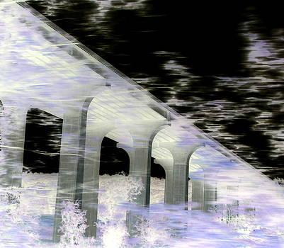 Bridge over the River Styx by  Andrea Lazar