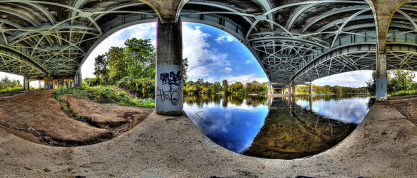 Bridge Over Troubled Water by Middy  Matthews