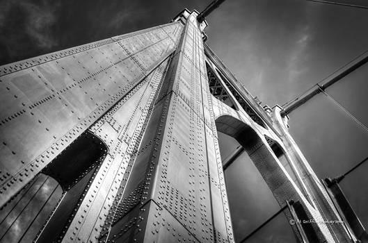 Bridge Steel by Al Griffin