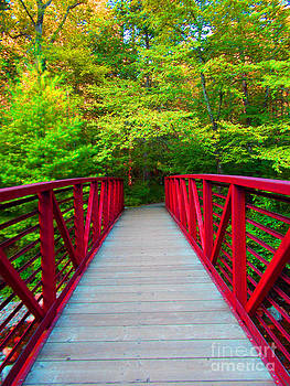 Bridge to Happiness by Annette Allman