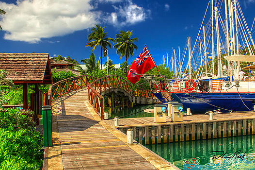 William Reek - Bridge to Paradise