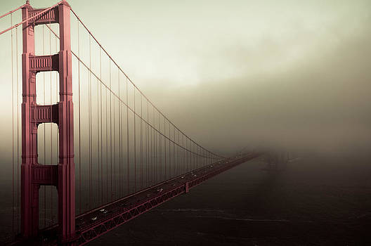 Bridge to the Unknown by Jeffrey Yeung