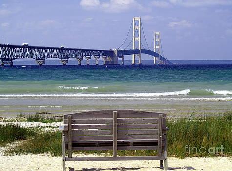 Bridge View by Melissa McDole